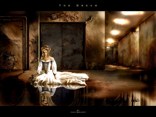 110 Stunning Digital Art Wallpapers by Inga Nielsen (110 работ)