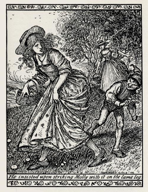 Иллюстратор Herbert Cole (1867-1930) (120 работ)