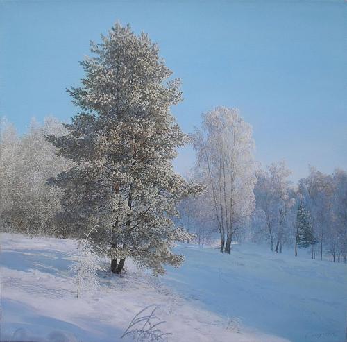 Художник Айдемир Саидов (43 работ)