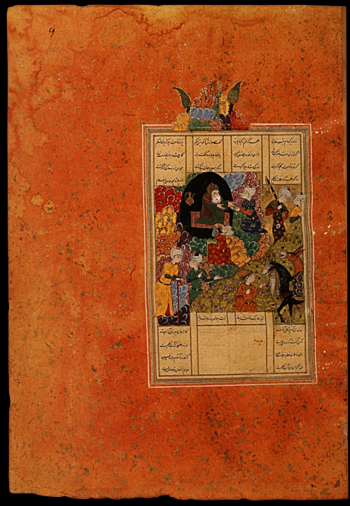 Персидские Миниатюры | XII-XVIIe | The Persian Miniatures (108 работ)