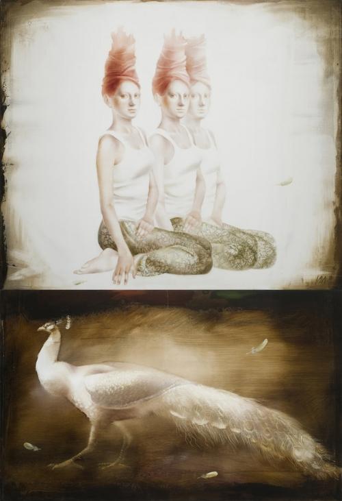 Картины - Igor Kozlovsky and Marina Sharapova (25 работ)
