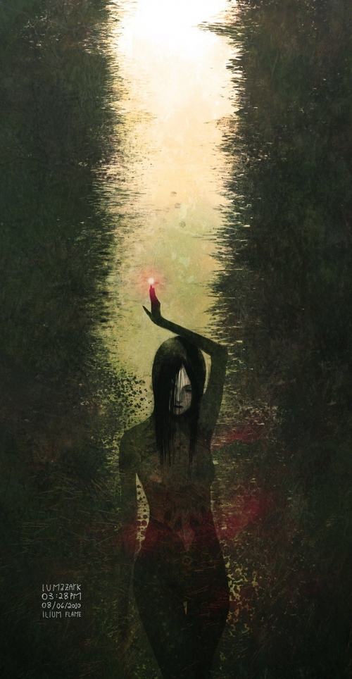 Рисунки Gabriel Iumazark. Часть 2 (83 работ)