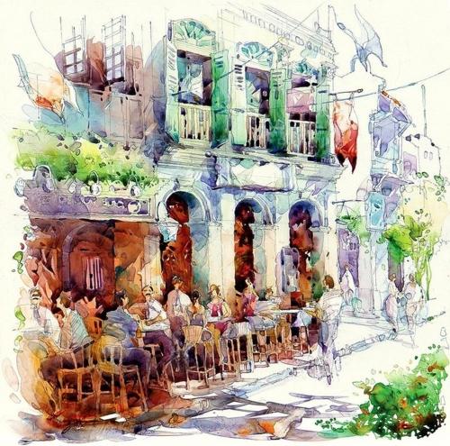 Художник Jack Tia Kee Woon (15 работ)