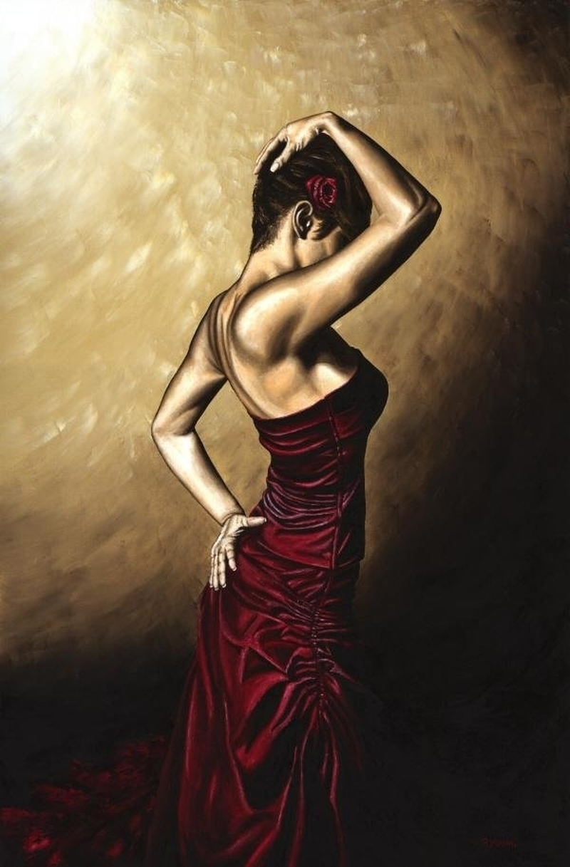 Фото девочек в танго 10 фотография