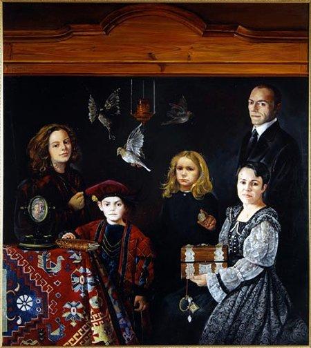 Still Life Oil Paintings by Dusan Jovanovic (19 работ)