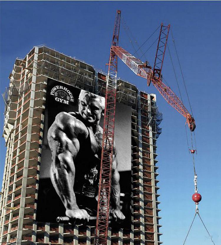 жить самые креативные рекламы строительства домов фото двухкомнатную квартиру воронеже
