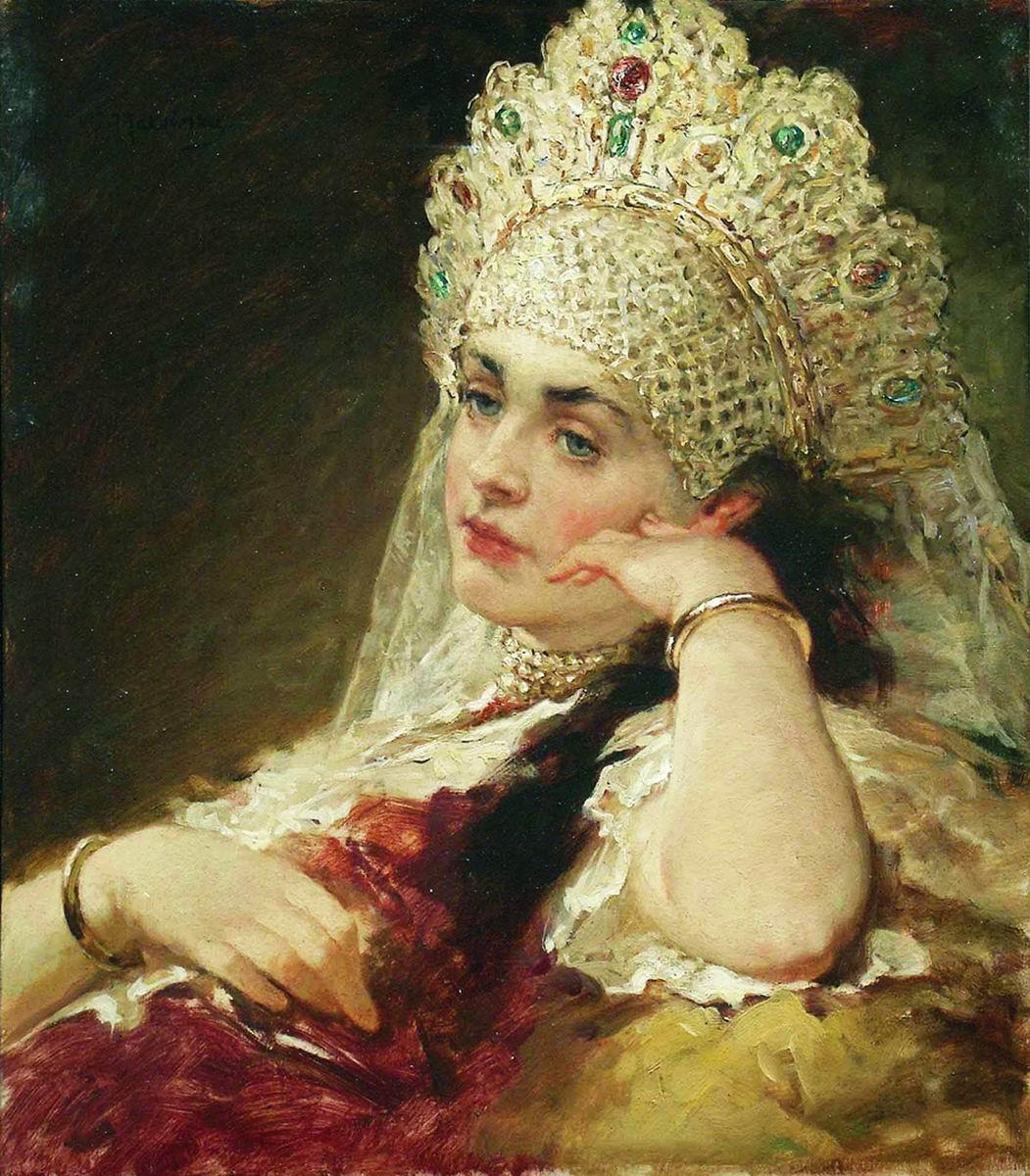 С русской девицей 2 фотография