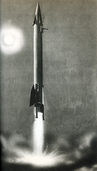 Классика немецкого ретрофутуризма в журнальной и книжной иллюстрации. Большая подборка работ разных авторов. (251 работ)
