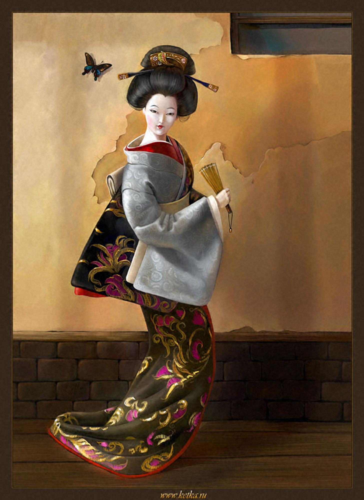 Танцующая японка фото 22 фотография