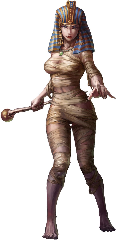 art of mummification