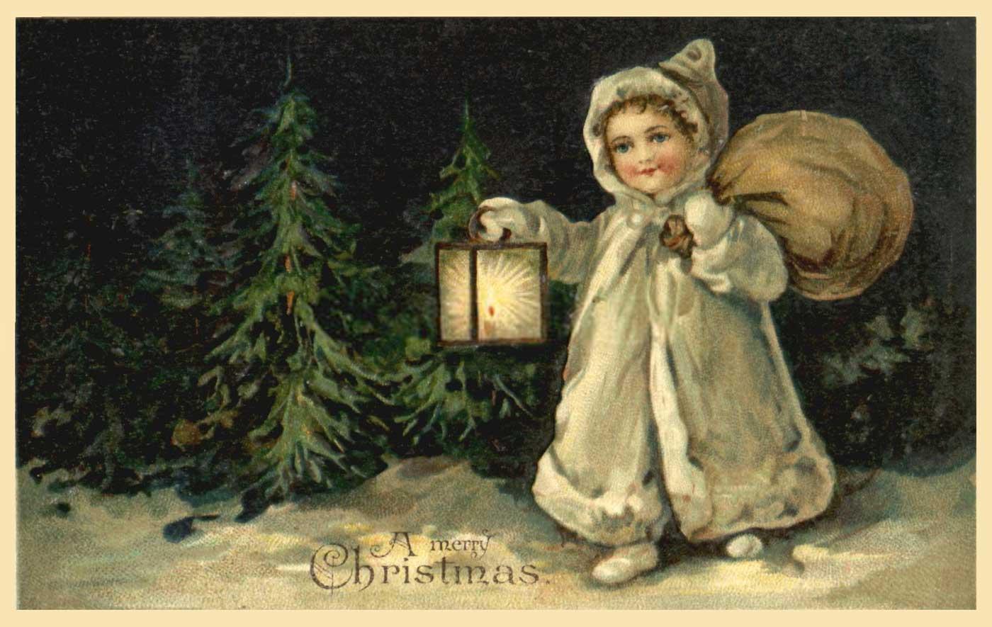 меня открытки прошлого века с рождеством твоей жизни