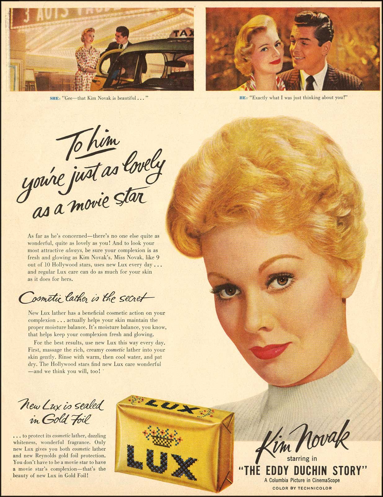 branding and advertising of soaps and