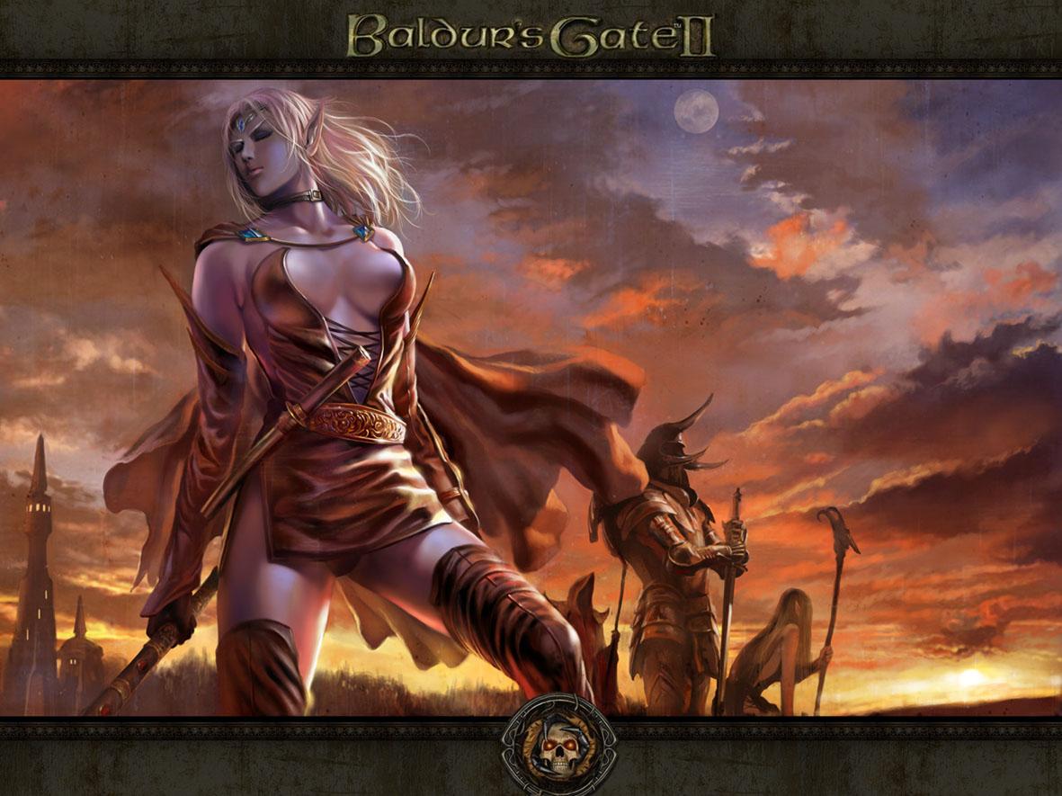 Baldur's gate ii erotic nude female portrait xxx video