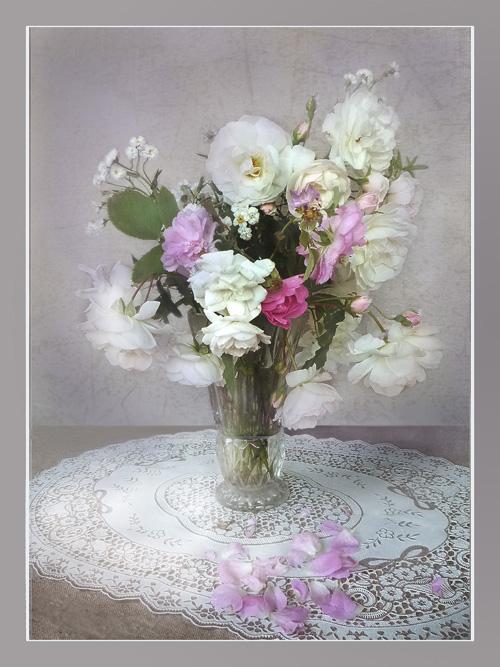 Нежные натюрморты от Наталии Москвиной (71 работ)