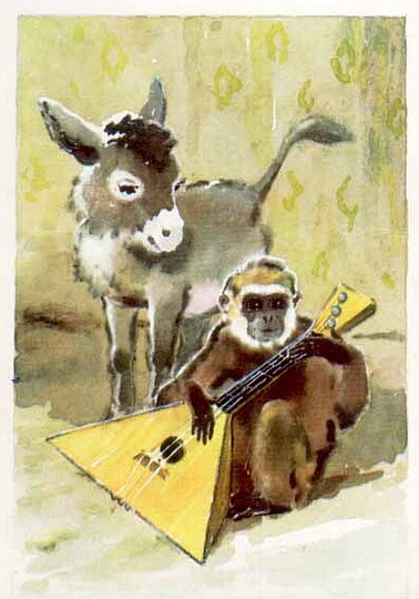 Иллюстрации и открытки Гамбургера Леонида Эмильевича (78 работ)