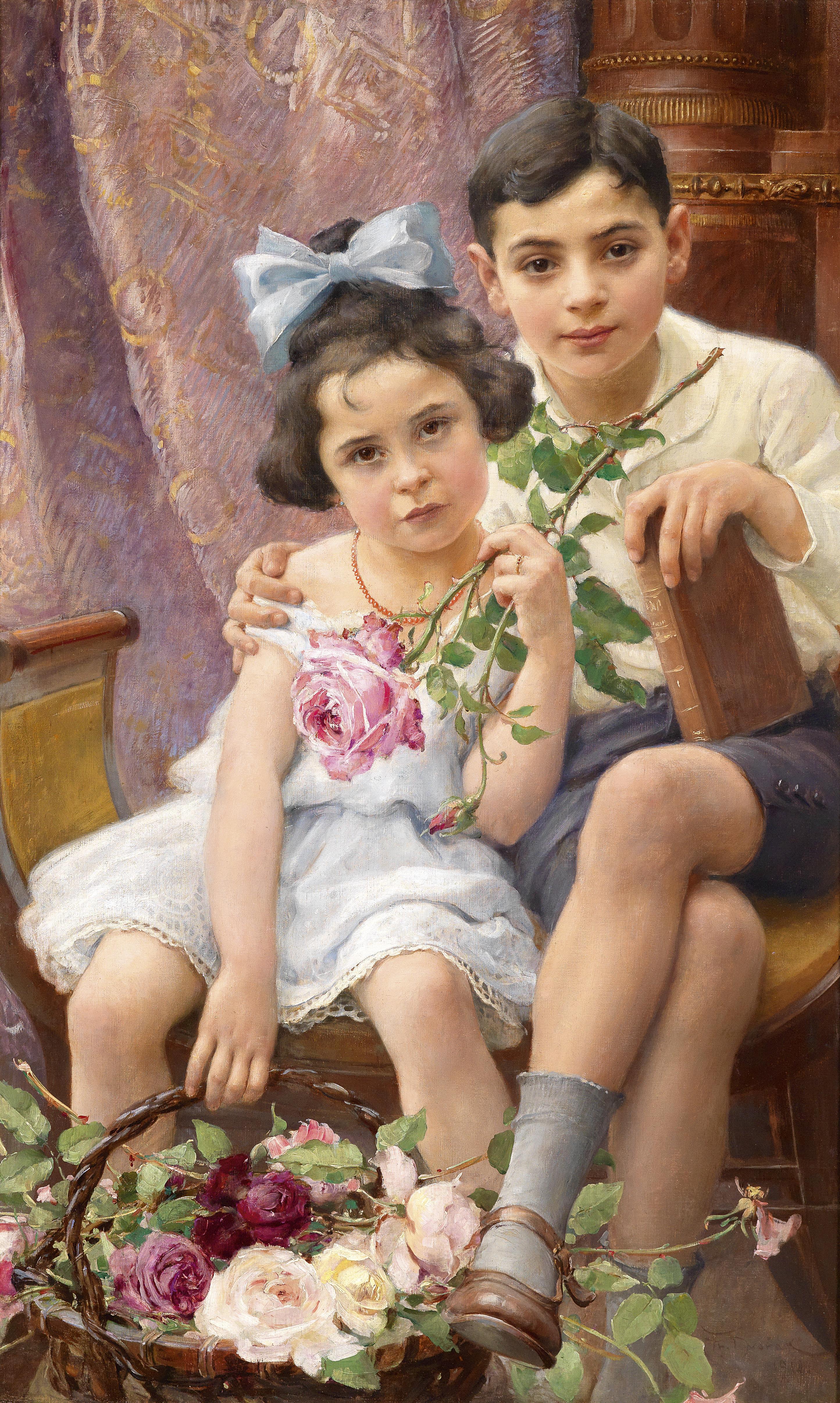 Сестра и брат расказ 15 фотография
