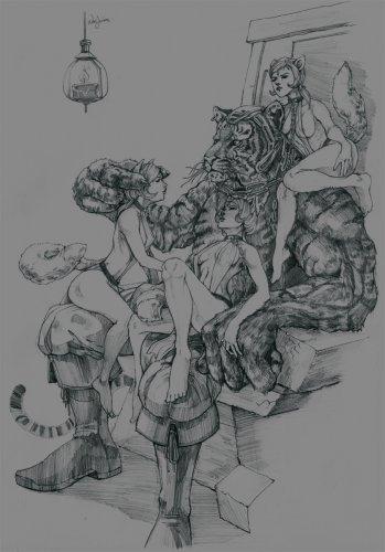Рисованая графика от мастера Поибутс (53 работ)