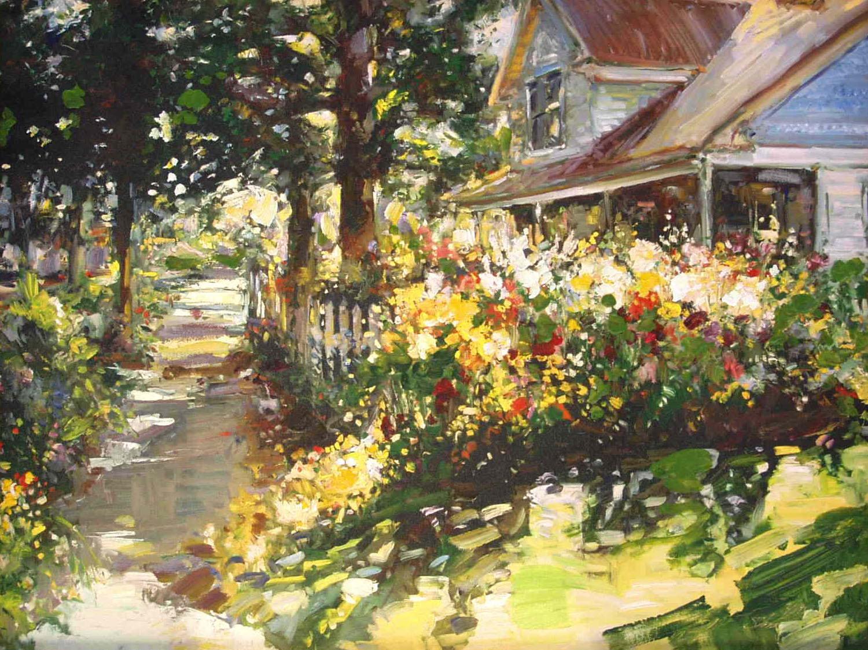 Картинки импрессионизм лето