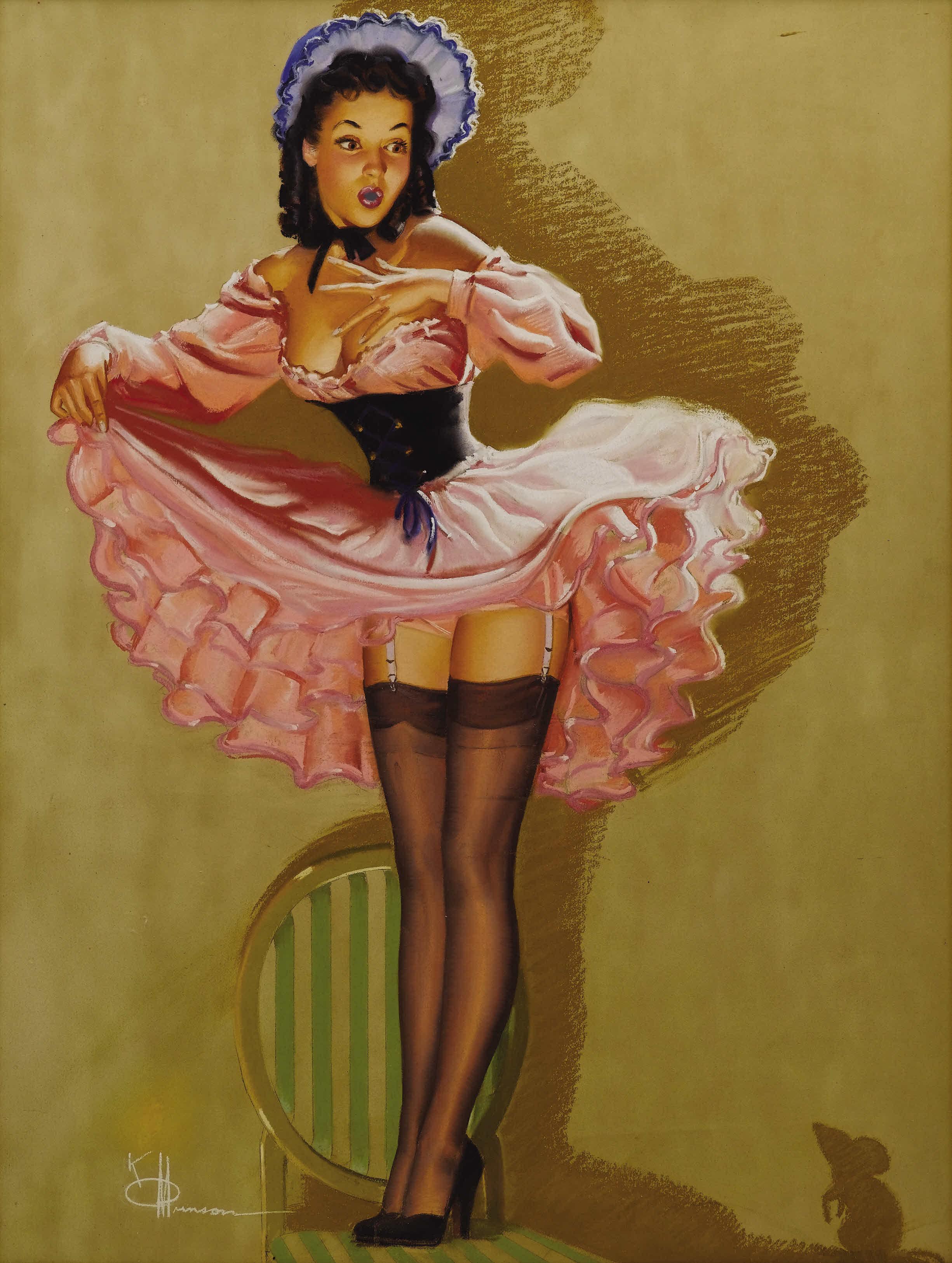 Сексуальные образы в иллюстрации художников 3 фотография