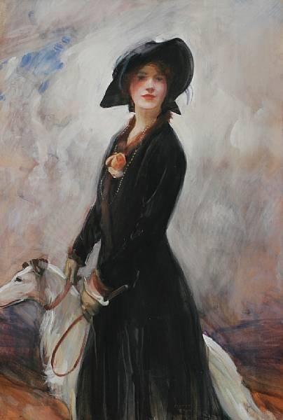 Художник Walter Ernest Webster (British, 1878-1959) (33 работ)
