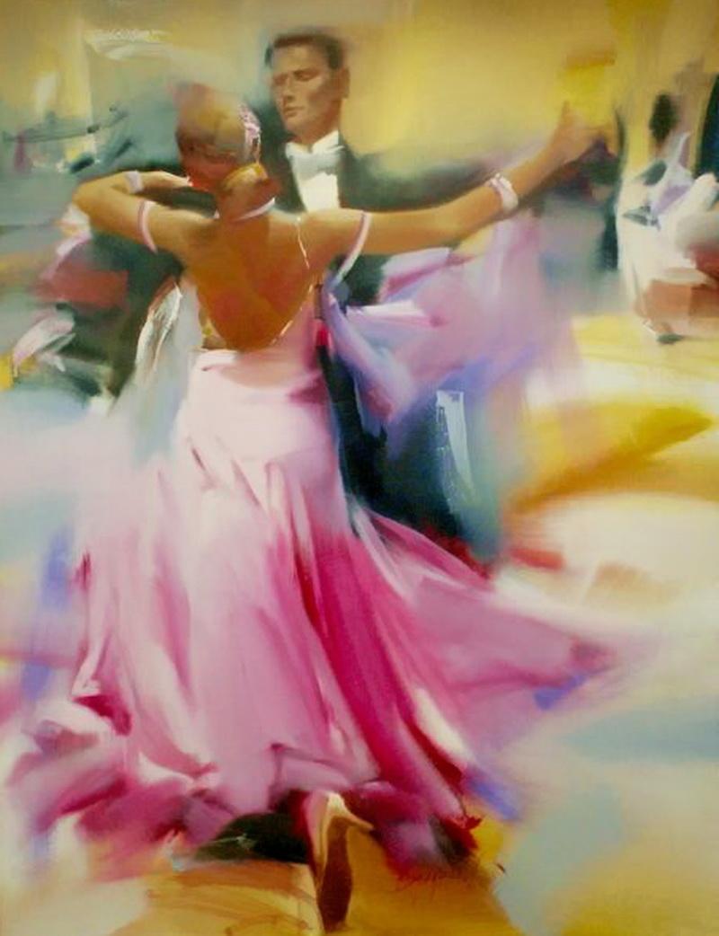Фото бальные танцы эротика