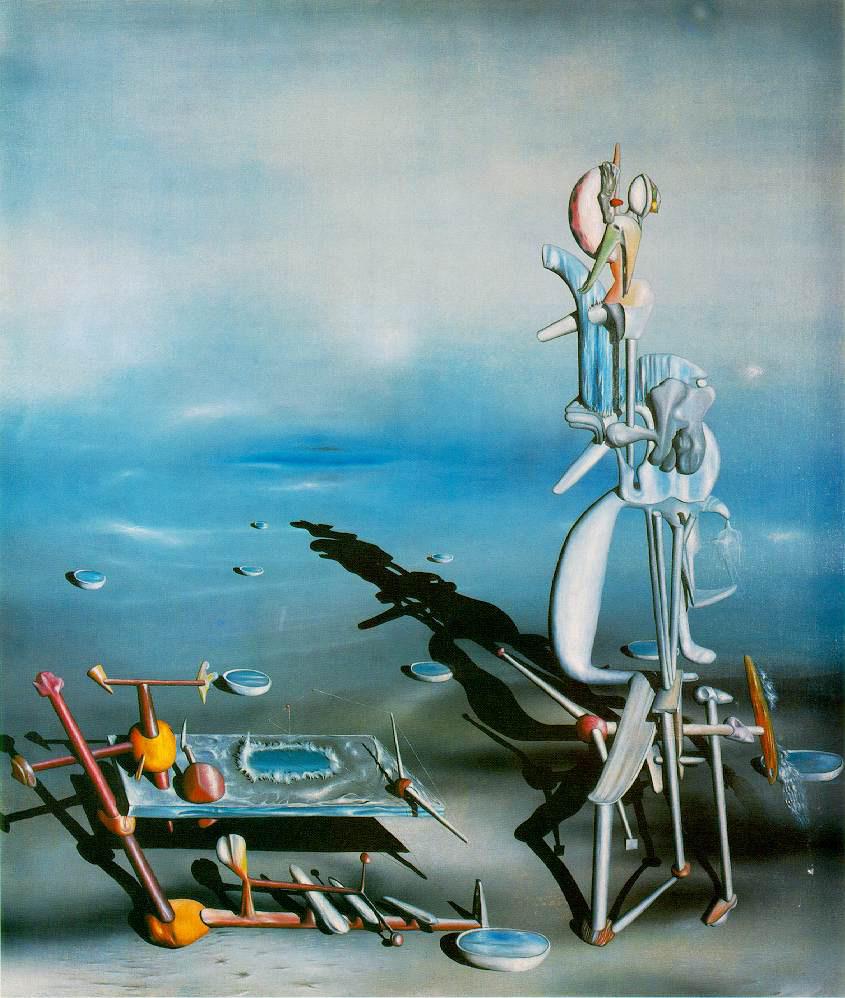 Yves tanguy art