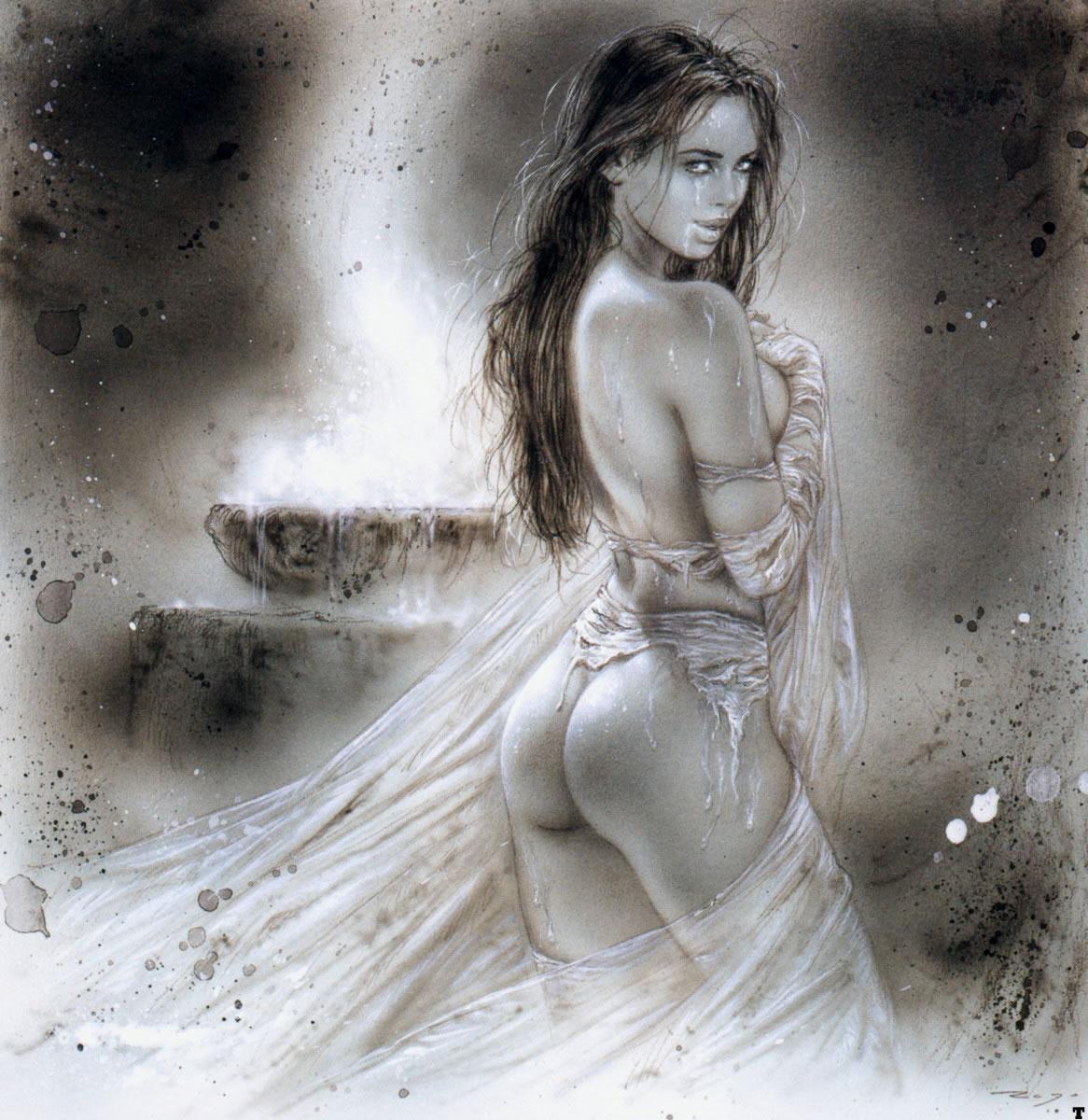 Erotic fantasy art calendars porn image