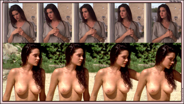 Jennifer Connelly Nude In Hot Spot
