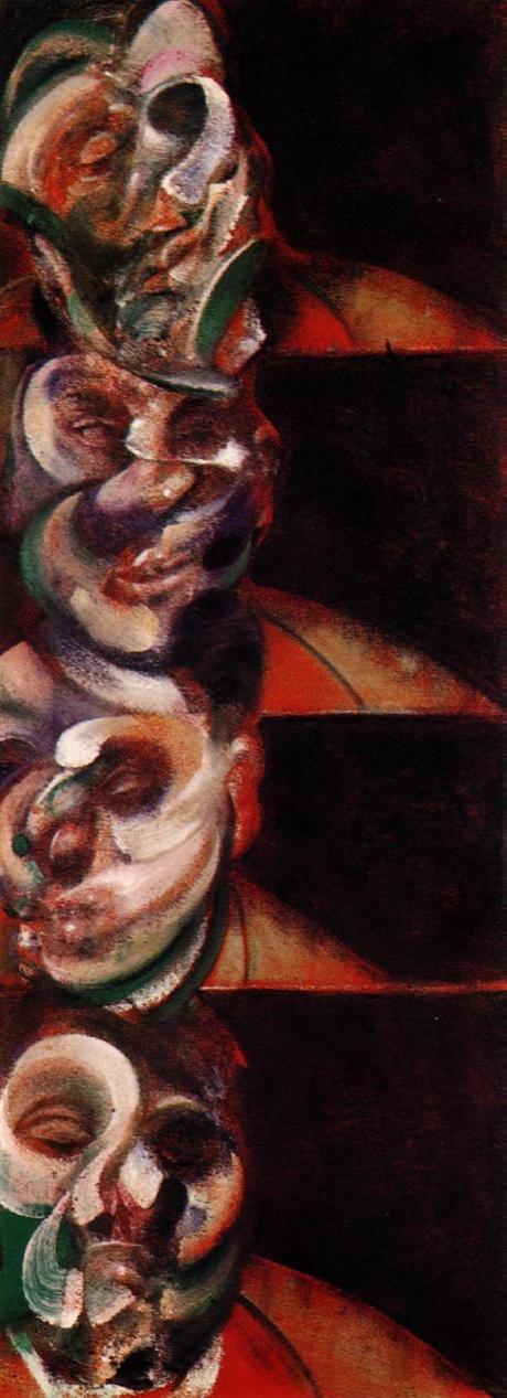 Francis bacon artist self portrait