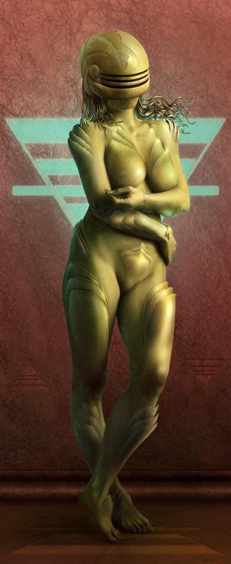 Итальянский фэнтези - иллюстратор Тизиано Бараччи (псевдоним - Thaldir) (85 работ)