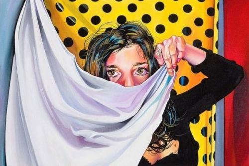 Художница Leah Tinari (51 работ)
