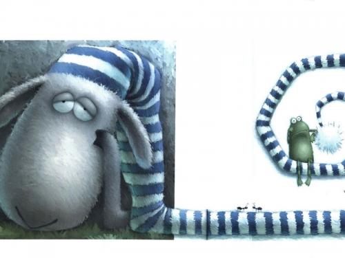 Иллюстратор Rob Scotton (113 работ)
