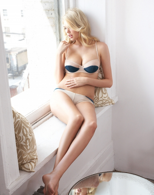Kate Upton - Jenna Leigh Lingerie Spring/Summer 2011 Campaign (30 фото)