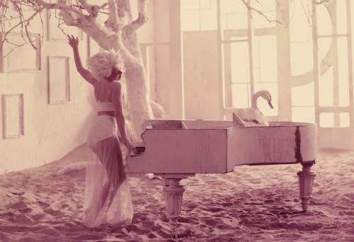 "Тина Кароль - Промо клипа ""Я Скажу Да"" (13 фото)"