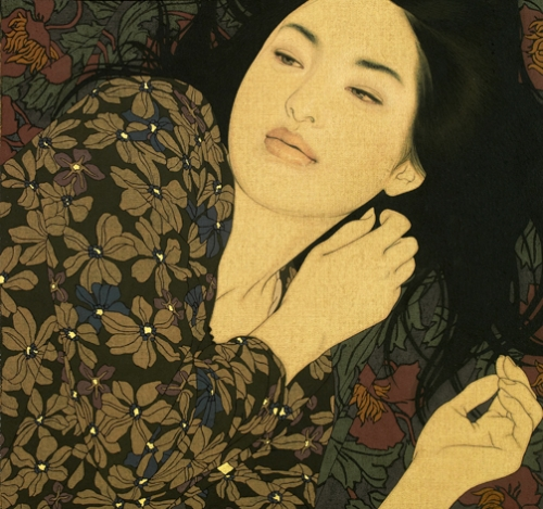 ArtWorks by Ikenaga Yasunari (14 работ)