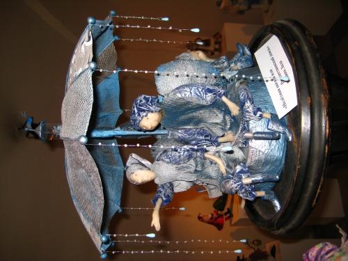 Авторская художественная кукла Лады Репиной (123 работ)