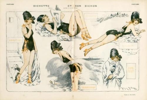 Иллюстратор Maurice Milliere (1871-1946) (175 работ)