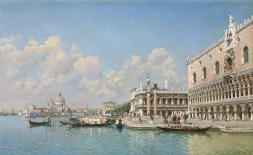 Federico del Campo (Peruvian, 1837-1927) (34 работ)