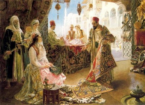 Испанская живопись. Видение Востока начала 19 века. Лос Оpиенталистас | Los Orientalistas (178 работ)