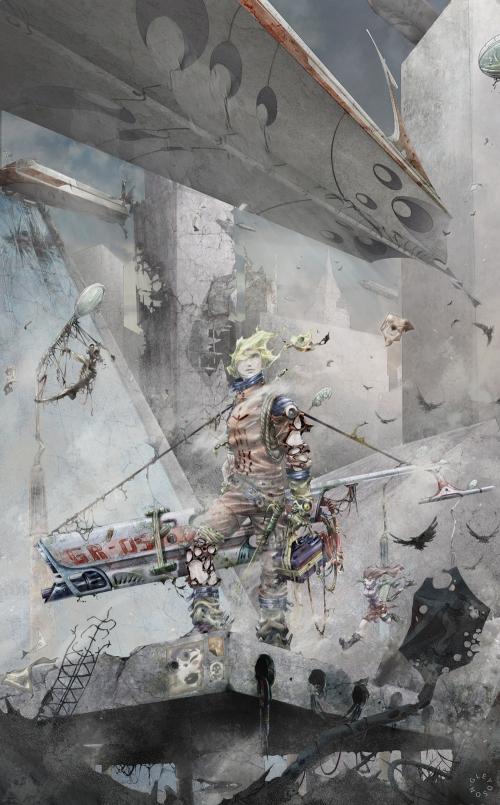 Works by gureiduson (45 работ)