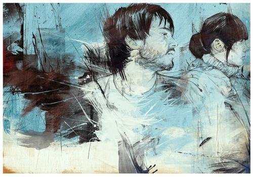 Иллюстрации Расса Миллса (20 работ)