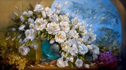 Художник Антон Горцевич (Anton Gortsevich) (14 работ)