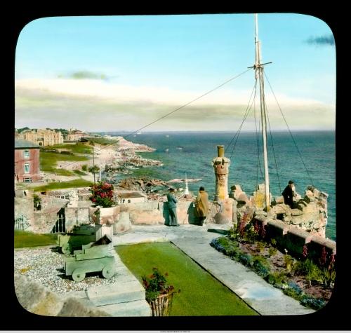 Коллекция цветных раскрашенных слайдов Брансон Де Ку ( 1920-1941 ) Ч. 2 (549 работ)