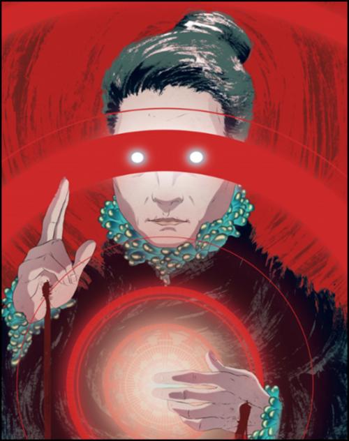 Иллюстратор Гони Монтес (17 работ)