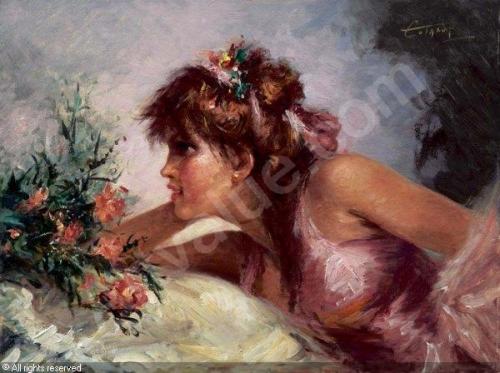 Clemente Tafuri (Italian, 1903-1971) (54 работ)