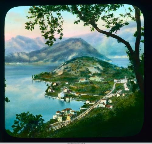 Коллекция цветных раскрашенных слайдов Брансон Де Ку ( 1920-1941 ) Ч. 3  (475 работ)