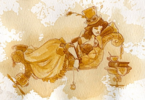 Artworks by Brian Kesinger (41 работ)