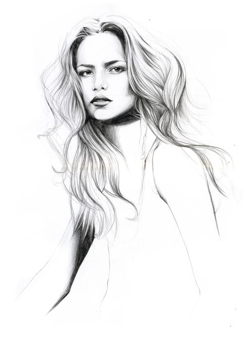 Интересные работы иллюстратора Caroline Andrieu (49 работ)