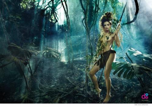 Green Guardians Calendar 2011 (13 фото) (эротика)