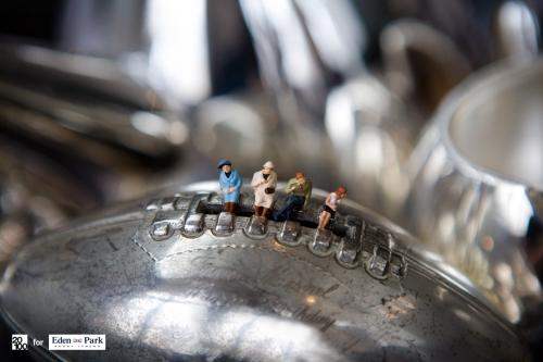 Фотограф Винсент Буссерез. Пластиковая жизнь маленьких людей в большом мире | Vincent Bousserez.«Plastic Life» (107 фото)